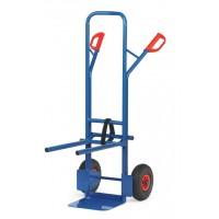 Diable porte-chaises 300 kg avec hauteur 1300 mm