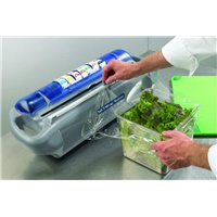 Safety Wrap Station Avec Slice Cutter