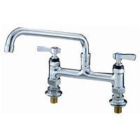 Robinet pour table - 350 mm - bi-trou