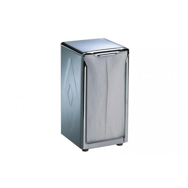 distributeur de serviettes inox de table pli haut. Black Bedroom Furniture Sets. Home Design Ideas