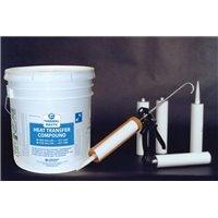 Mastique conducteur thermique - 19 litres