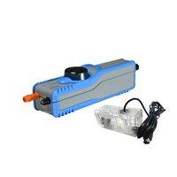 Pompe Microblue Dualvoltage Avec Reserv. Alarme & Coupe Circuit - 105X37X40 Mm