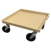 Chariot de transport pour casiers lave-vaisselle