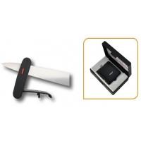 Aiguiseur de couteaux manuel de poche