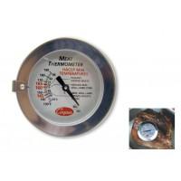 Thermomètre inox pour le contrôle de la cuisson des viandes