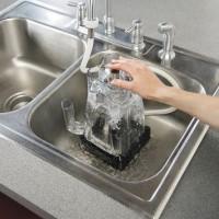 Nettoyeur pour gobelet de blender