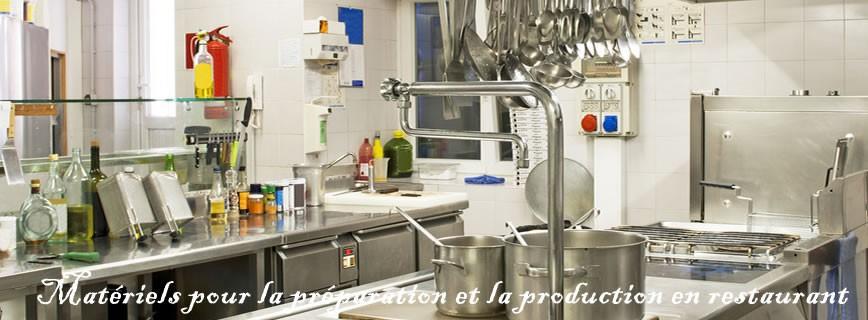 Préparation - Production