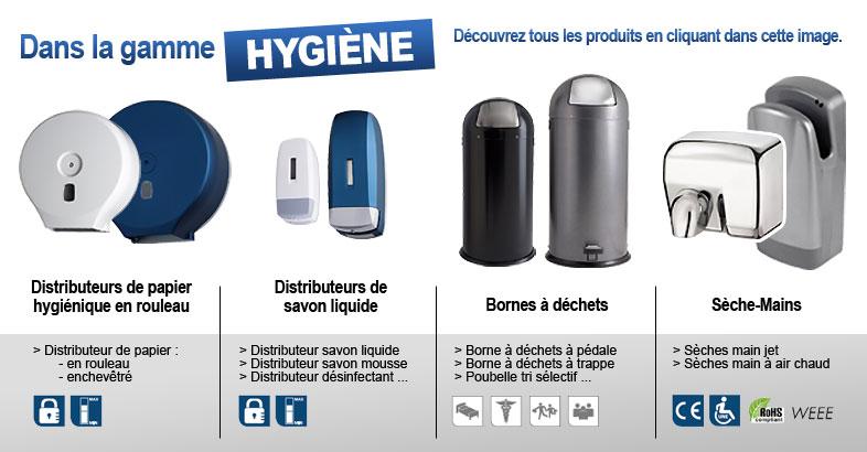 Espace sanitaire et hygiène