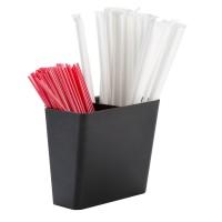 Porte-pailles en PVC