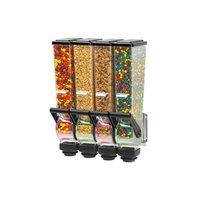 Distributeur D'Aliments Secs 2 L 81X176X446 Mm (X4)