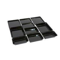 Kit Gn - Plateaux Rectangulaires Pour Comptoir 800X800 Mm
