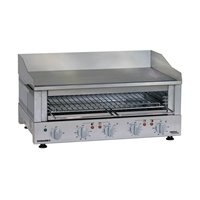 Griddle Toaster Plaque A Cuisiner 700X400 Mm