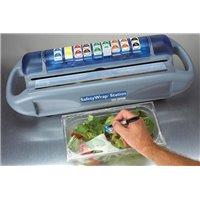 Safety Wrap® Station - Distributeur pour film étirable