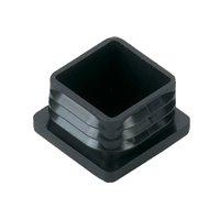 Obturateur pour tube carré - 30x30 mm