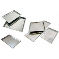 Plat inox 800 x 300 x 20 mm