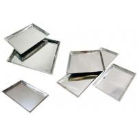 Plat inox 400 x 300 x 20 mm
