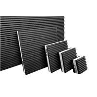 Tapis anti-vibration 305 x 305 x 22 mm