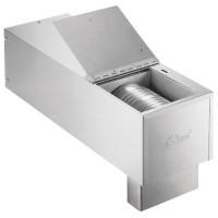Broyeur de boîtes pneumatique maxi diamètre 157 mm