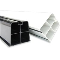 Support au sol standard MP - L 2000 mm - prix / m