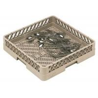 Casier lave-vaisselle universel hauteur 100 mm mailles fines