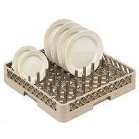 Casier lave-vaisselle pour assiettes hauteur 100 mm