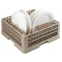 Casier lave-vaisselle pour assiettes avec rehausse 181 mm