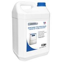 Liquide de rinçage pour lave-vaisselle et lave-verres 5L