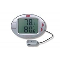 Thermomètre digital 2 zones