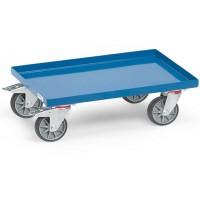 Rouleur de bacs 250 kg avec plateau pour bacs non étanches