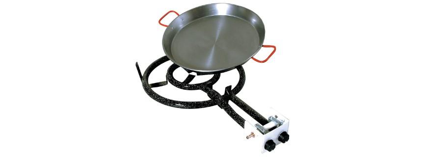 Réchauds cuisson extérieure