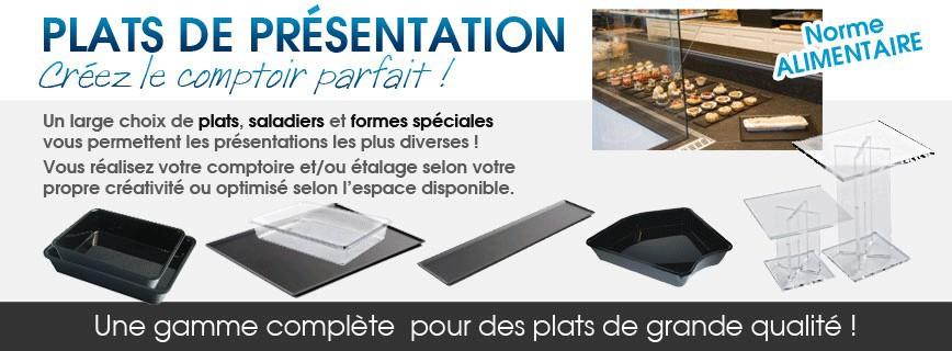 Plateaux présentation