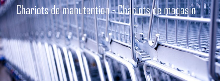 Chariot de manutention
