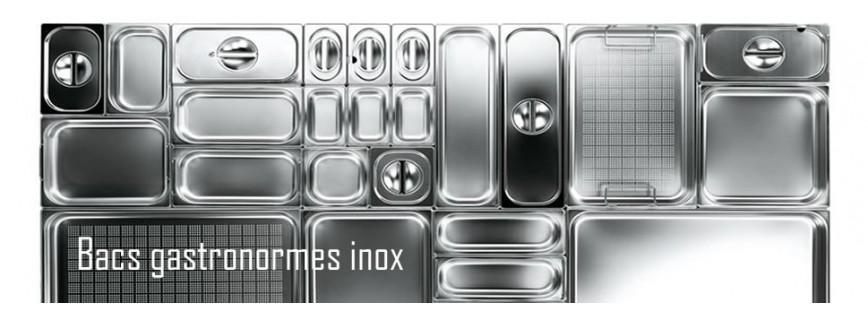 Bacs inox