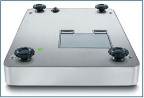 Balance alimentaire de précision avec calibrage automatique