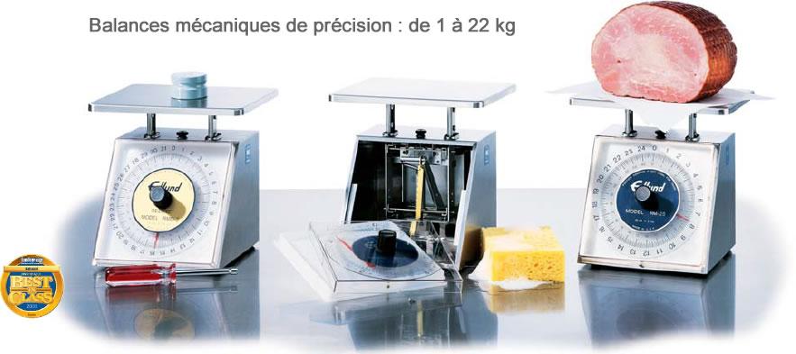 Balance alimentaire mécanique