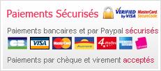 Notre offre de paiement sécurisé